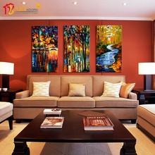 Dropship Canvas Art Abstract Large Wall Paintings