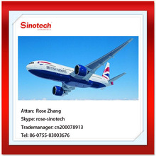 air shipping service from guangzhou/shanghai/shenzhen/to BOG/GUA/MGA/SAP/SJO/SJU/TGU/CCS/VVI/LPB/MEX