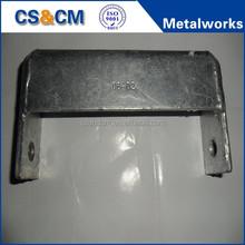 sheet metal fabrication stamping bracket antenna mounting bracket