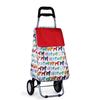foldable shopping bag market trolley