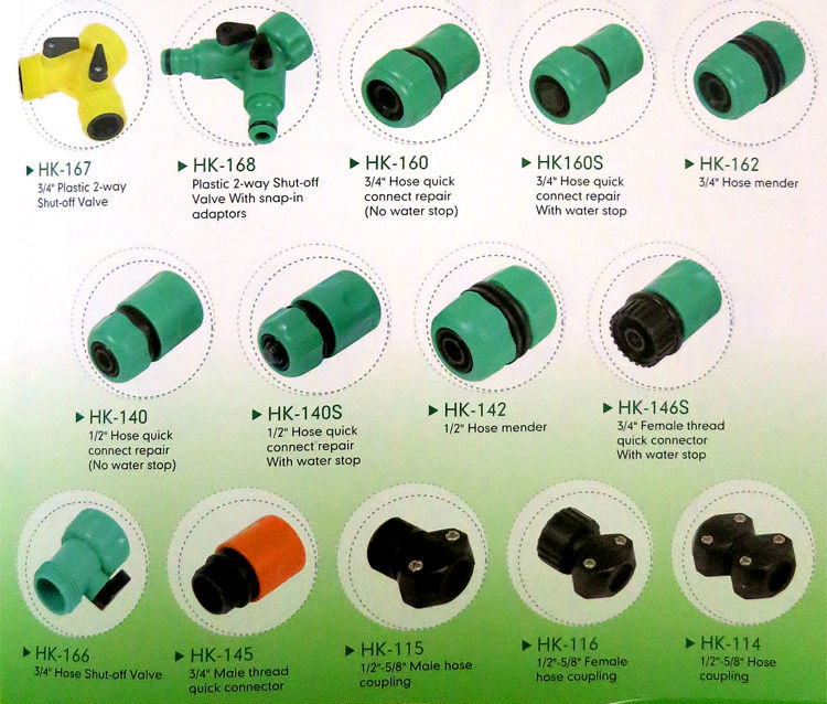 Ordinaire Garden Hose Fittings