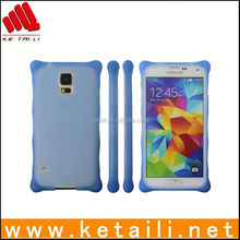 For Samsung Galaxy S5 CA Prop65 Silicone Mobile Phone Cover Supplier