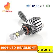 DDL-2S LED Headlight for Honda 12V LED Headlight for Car H1 H3 H4 H11 9005 9006