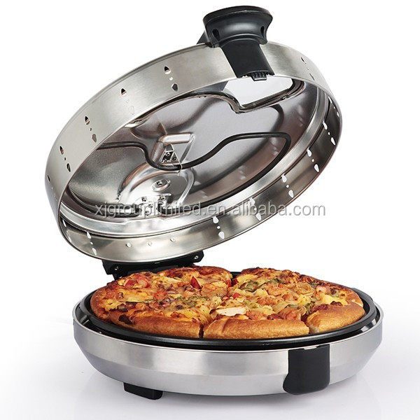 Pizza maker machine
