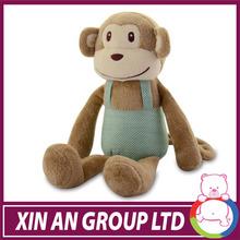 En11/ASTM/SENEX hot product high quality plush toy monkey
