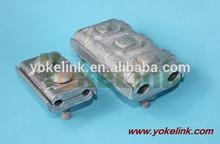 Lc66a, lc66axb, lc67a, lc67axb, aluminio, PG Clamp