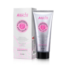 OEM Private label rose soothing whitening body cream