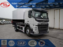 volvo military money transport cargo truck armored truck cash carrier van cargo