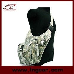 Hot selling Tactical Diagonal Messenger Shoulder Bag for outdoor activities