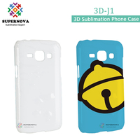 Wholesale Alibaba Sublimation Cell Smart Phone Cover, Custom Mobile Case for Samsung J1
