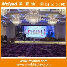 High Quality indoor full color led display 5mm led sign xxx moves