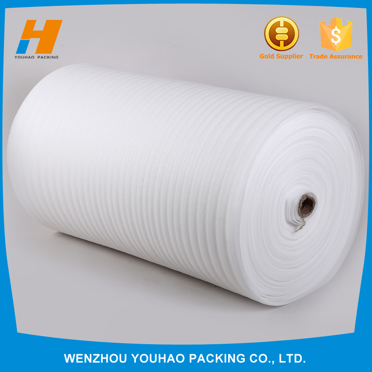 fabbrica cinese materiale di <span class=keywords><strong>imbottitura</strong></span> a buon mercato epe <span class=keywords><strong>schiuma</strong></span> pack foglio roll