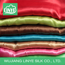multi color 75D polyester satin, tent lining fabric