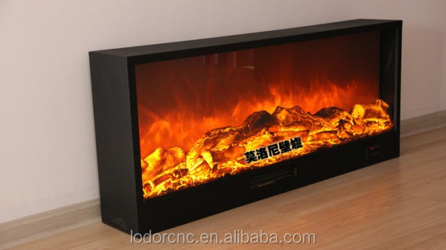 1150 520 170mm Cheap Decorative Electric Fireplace