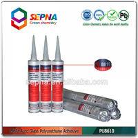 High quality auto window glass adhesivee supplier in China PU8610
