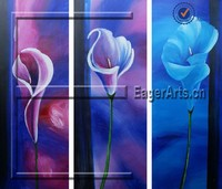 Wholesale Group Canvas Modern Wall Art Painting