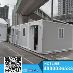 comfortable 20feet and 40 feet site office container