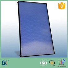 80mm thick blue Tinox selective coating from China thermal flat plate solar collector