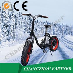 Most Popular products 250W/500W 36V lithium battery Dirt Bike 20 inch folding fat tire electric bike EN15194 (PNT-FD-07)