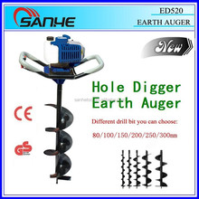 HOT!!! 2 stroke Petrol 52cc Earth Auger