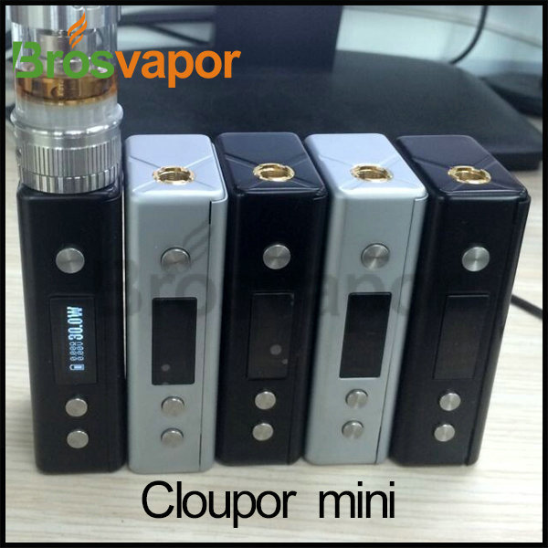 cloupor mini box mod 2