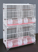 Large breeding Bird Cage Portable Metal Bird Cage stock