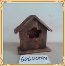 gift items easter decor easter ornaments Easter decoration wood house for decor