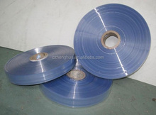 wangjiang produced Soft Hardness and Moisture Proof Feature pvc shrink film