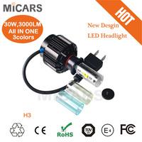Top Quality led light heads for honda 2012crv