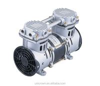 UN-60P-OXY 1/2HP 50PSI 110LPM 3.5kgf/cm2 400W Portable low pressure air breathing compressor OEM