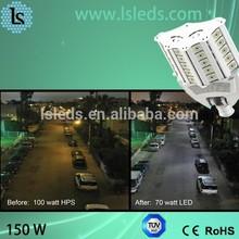 led light street light high-end driver 150watt lighting led