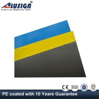 aluminium cladding sheet prices/Fireproof 1220x2440x4.0x0.45mm fire resistant mdf