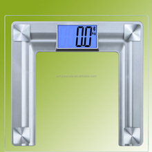 Digital Bathroom Weighing Scale Measures Body Mass Index