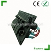 High quality waterproof mini rocker switch and up/down switch power socket
