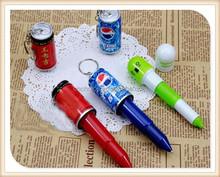 2015 newly stylus ball pen plastic bal lpoint pen