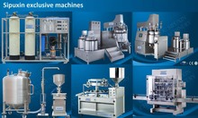 100L small milk homogenizer machine price for sale /ody cream production line / emulsifying mixer from China