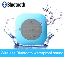2015 New Square shape mini Waterproof/Dustproof/Drop Resistance bluetooth speaker