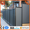AnPing factory supply Colorbond fence panels with best quality