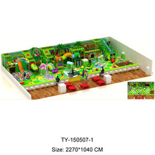 2015 Newest Commercial Shopping Mall Indoor Playground Equipment