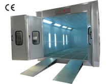 LY-8300 Toyota Spray bake booth , auto dent repair paint booth