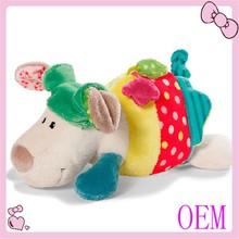 Popular plush soft toy dog baby Sleeping toy