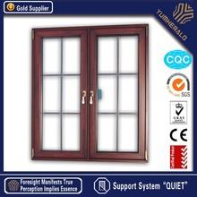 National Standard Anti-aging Impact Resistant Sliding Glass Reception Window