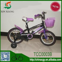 2015 cool colorful 16'' steel frame kids bike