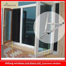 PVC casement window, cheap pvc window