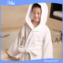 personalized hotel terry cloth boys hooded bathrobes