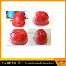 2015 New Design Ventilated Hard Hat Safety Helmet ANSI
