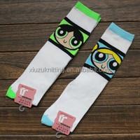cartoon network lovely knee high girl socks