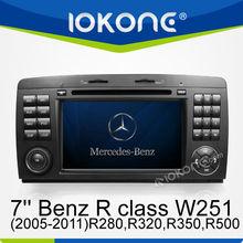 car gps for Mercedes-Benz R class W251(2005-2011)R280,R320,R350,R500