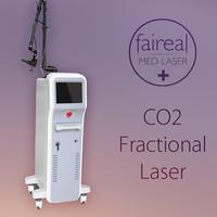 2015 CO2 Fractional Laser Scar removal skin resurfacing co2 laser and fractional scanner