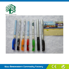 Plastic Ballpoint With Banner, Styuls Banner Pen, Cheap Plastic Banner Ball Pen